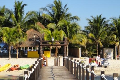 Welcome to beautiful, warm Cozumel