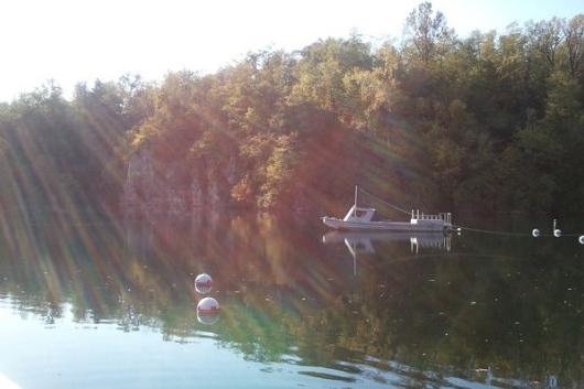 Mermet Springs Afternoon Calm