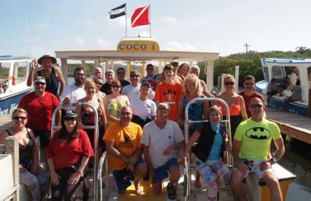 Toucan Dive Roatan 2014