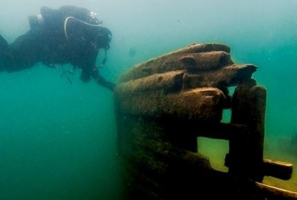 Lake Superior Diving 3