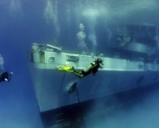 Cayman Islands USS Kittiwake