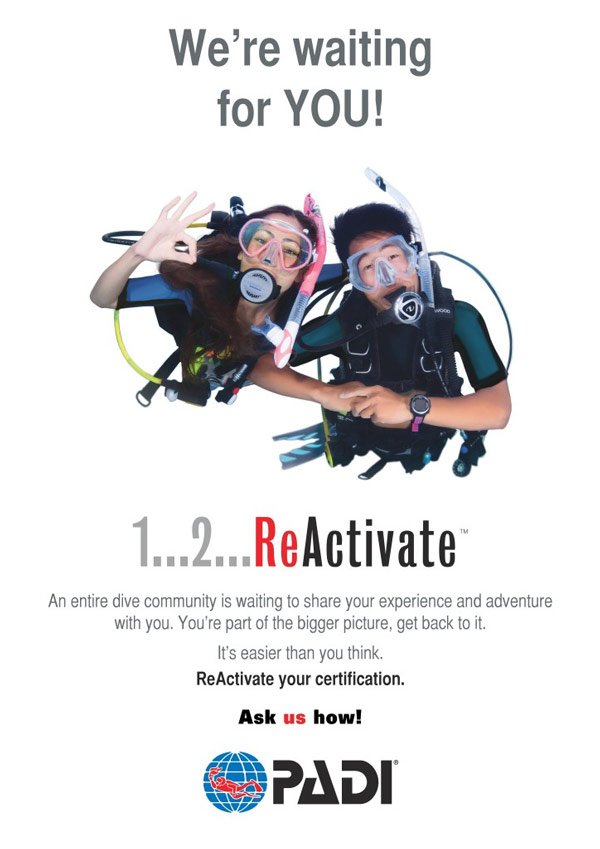 Scuba Review - ReActivate with Toucan Dive