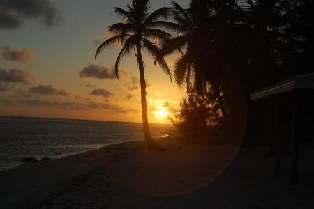 Cayman Brac Sunset with Toucan Dive