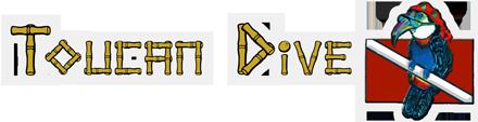 Toucan Dive Logo