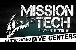 Mission Tech is a series of tech dive events designed to provide an opportunity for divers to demo the latest and greatest tech equipment from multiple manufacturers, and work directly with technical training professionals to ensure your experience is nothing short of extraordinary