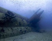 wreck diving North Carolina