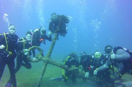 Statia!  Amazing Dive Destination