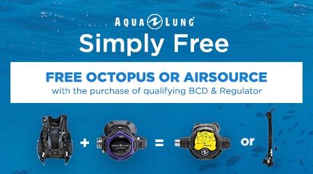 Aqua Lung Simply Free Promo
